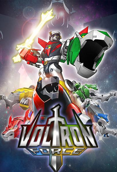 TV ratings for Voltron Force in the United States. Nicktoons TV series