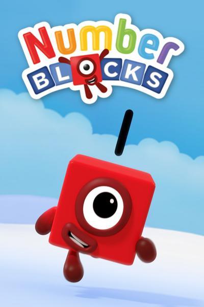 TV ratings for Numberblocks in South Korea. CBeebies TV series