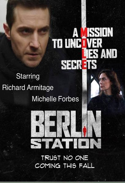 TV ratings for Berlin Station in India. Epix TV series