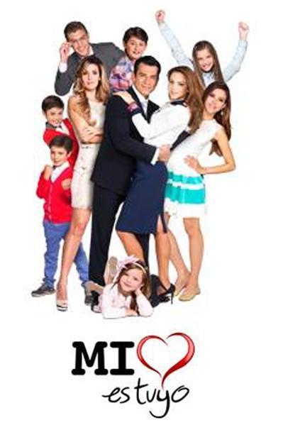 TV ratings for Mi Corazón Es Tuyo in Mexico. Canal de las Estrellas TV series