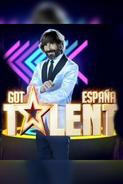 TV ratings for Got Talent España in Chile. Telecinco TV series