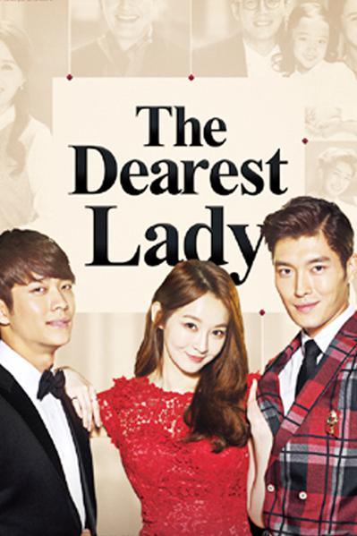 TV ratings for The Dearest Lady in Spain. MBC TV series
