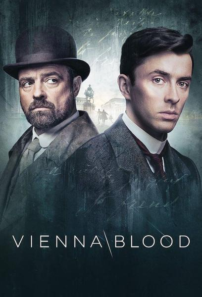 TV ratings for Vienna Blood in Denmark. BBC TV series