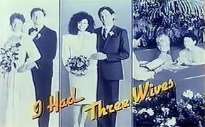 TV ratings for I Had Three Wives in France. CBS TV series