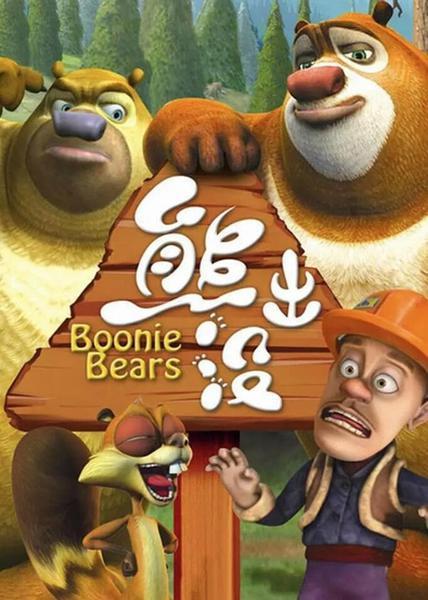 TV ratings for Boonie Bears in Turkey. CCTV TV series