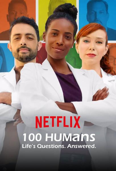 TV ratings for 100 Humans in Germany. Netflix TV series