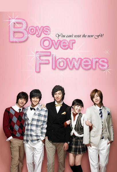TV ratings for Boys Over Flowers in France. KBS TV series