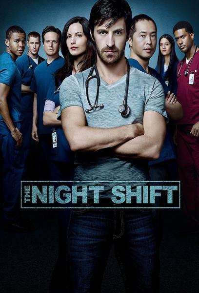 TV ratings for The Night Shift in Spain. NBC TV series