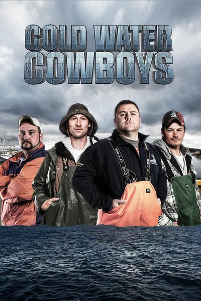 TV ratings for Cold Water Cowboys in Russia. Discovery Channel TV series