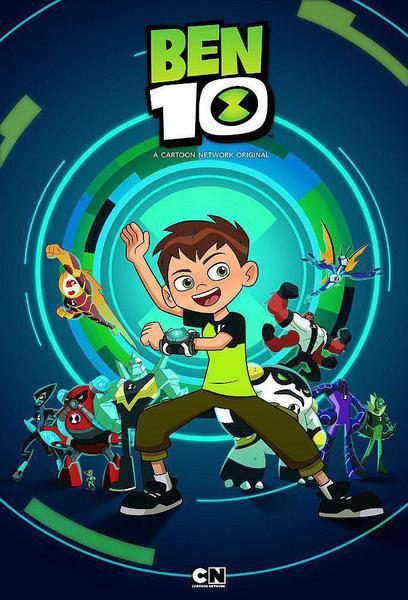 TV ratings for Ben 10 (2016) in Mexico. Cartoon Network TV series