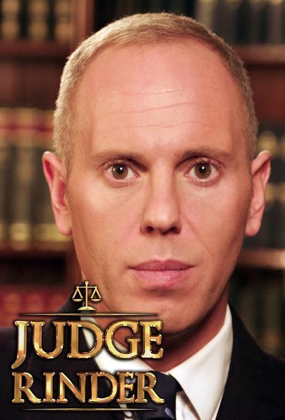 TV ratings for Judge Rinder in South Korea. ITV TV series