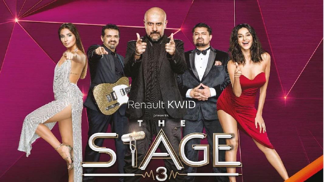 TV ratings for The Stage in Spain. Colors Infinity TV series