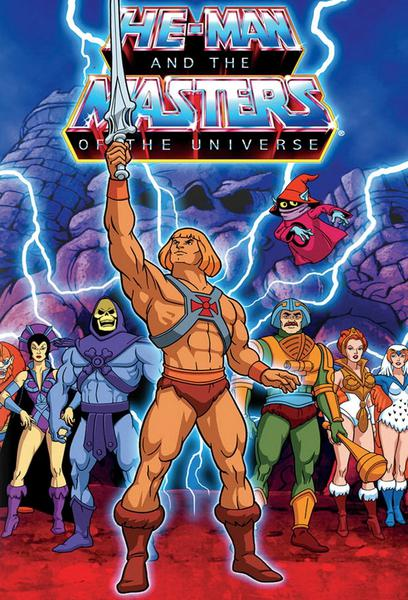 TV ratings for He-man And The Masters Of The Universe in South Korea. Cartoon Network TV series