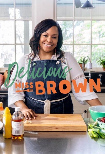 TV ratings for Delicious Miss Brown in Denmark. Food Network TV series