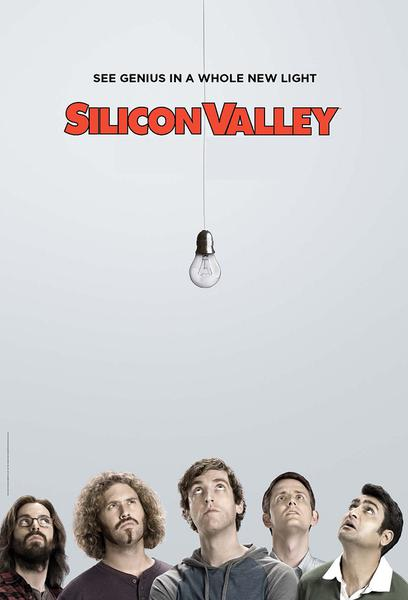 TV ratings for Silicon Valley in Denmark. HBO TV series