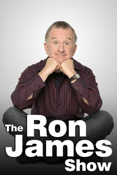 TV ratings for The Ron James Show in Spain. CBC TV series