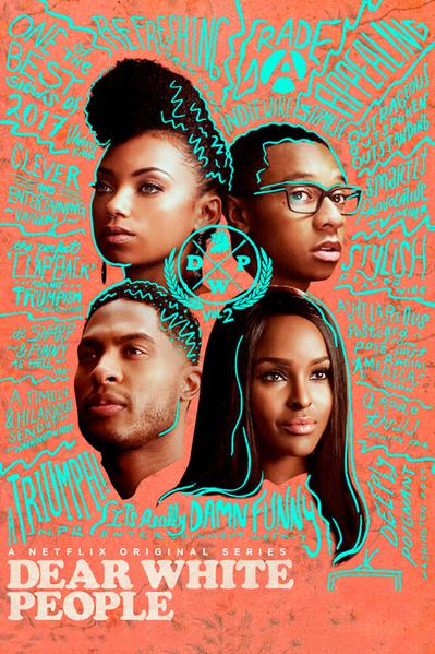 TV ratings for Dear White People in the United States. Netflix TV series