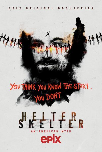 TV ratings for Helter Skelter in New Zealand. Epix TV series