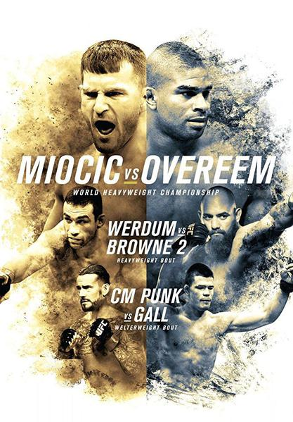 TV ratings for Ufc 203: Miocic Vs. Overeem in France. PPV TV series