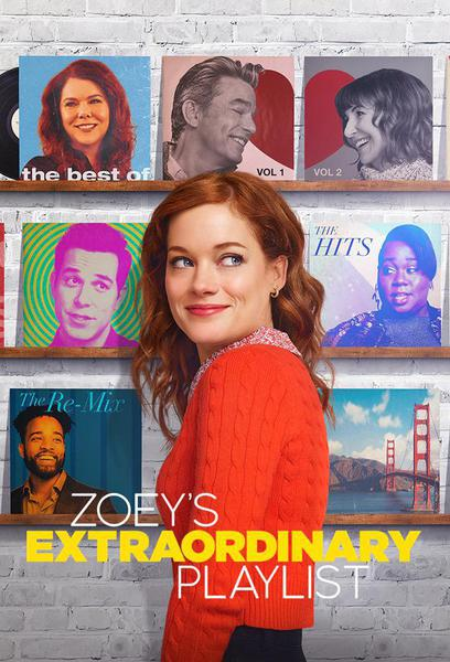 TV ratings for Zoey's Extraordinary Playlist in France. NBC TV series