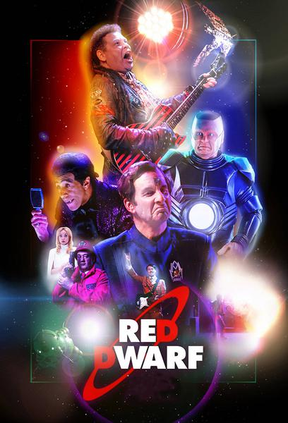 TV ratings for Red Dwarf in Chile. BBC Two TV series