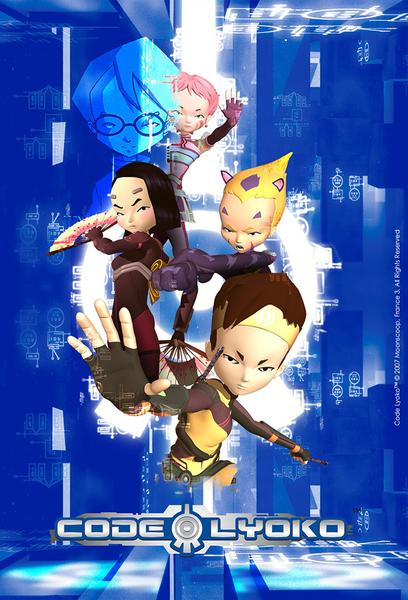TV ratings for Code Lyoko in South Korea. France 3 TV series