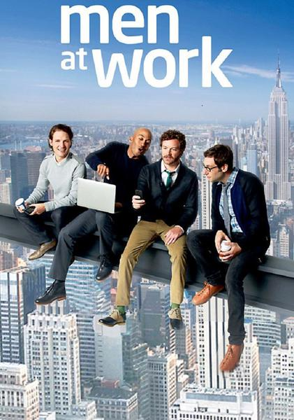 TV ratings for Men At Work in Canada. TBS TV series