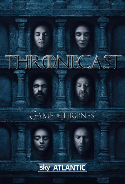 TV ratings for Thronecast in Netherlands. Sky Atlantic TV series