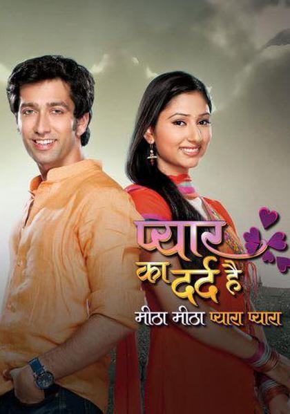 TV ratings for Pyaar Ka Dard Hai Meetha Meetha Pyaara Pyaara in Germany. Star Plus TV series
