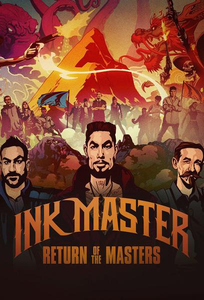 TV ratings for Ink Master in the United States. Spike TV series