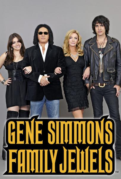TV ratings for Gene Simmons Family Jewels in Netherlands. A&E TV series