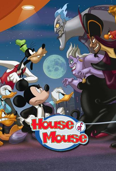TV ratings for House Of Mouse in Brazil. Disney Channel TV series