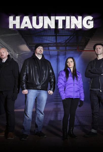 TV ratings for Haunting: Australia in Poland. Syfy Australia TV series