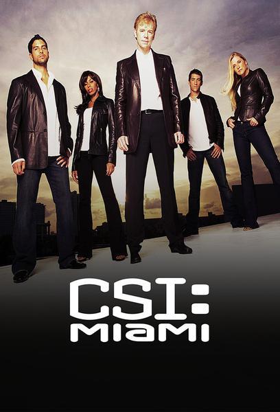 TV ratings for CSI: Miami in Brazil. CBS TV series