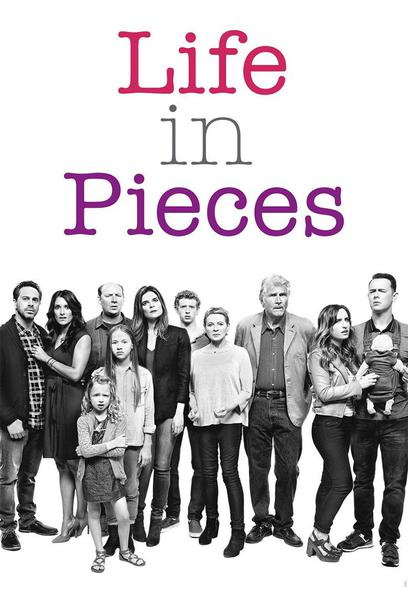 TV ratings for Life In Pieces in Brazil. CBS TV series