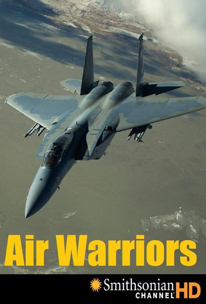 TV ratings for Air Warriors in Chile. Smithsonian Channel TV series