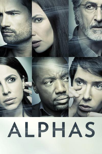 TV ratings for Alphas in Netherlands. Syfy TV series