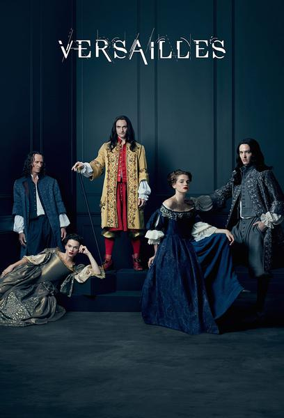 TV ratings for Versailles in the United States. Canal+ TV series