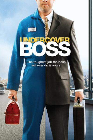 TV ratings for Undercover Boss (AU) in Colombia. Network Ten TV series