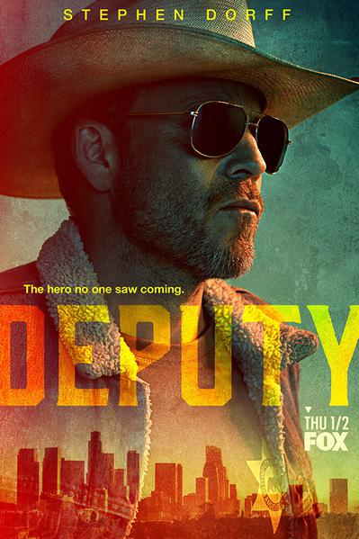 TV ratings for Deputy in Colombia. FOX TV series