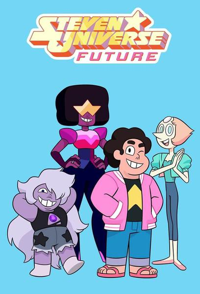 TV ratings for Steven Universe: Future in Denmark. Cartoon Network TV series