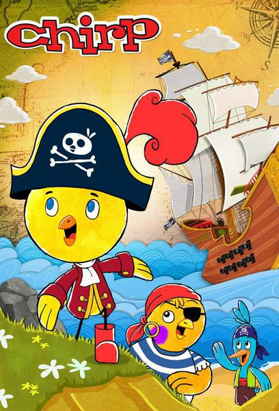 TV ratings for Chirp in Denmark. Kids' CBC TV series