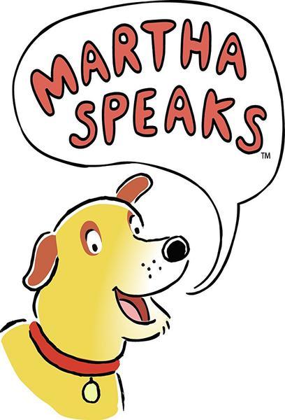 TV ratings for Martha Speaks in France. PBS Kids TV series