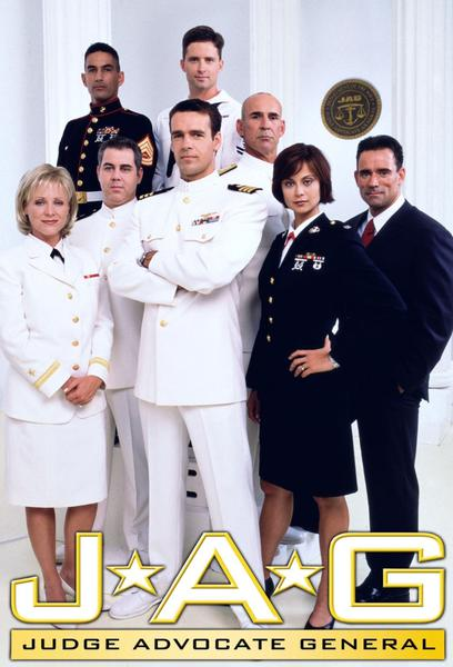 TV ratings for JAG in the United States. NBC TV series