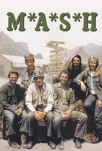 TV ratings for M*A*S*H in Chile. CBS TV series