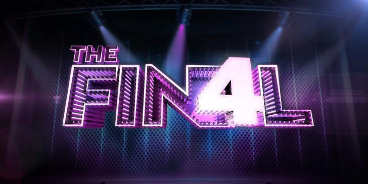 TV ratings for The Final Four (GR) in Norway. ANT1 TV series