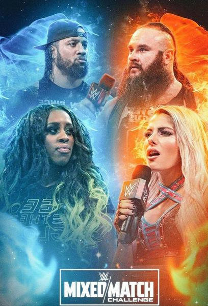 TV ratings for Wwe Mixed Match Challenge in the United Kingdom. Facebook Watch TV series