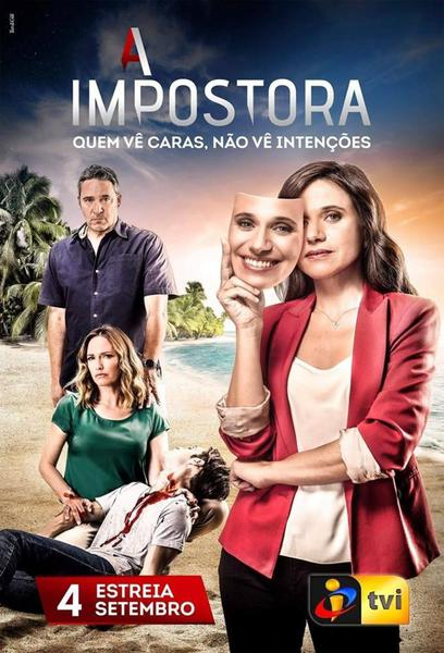 TV ratings for A Impostora in Italy. TVI TV series