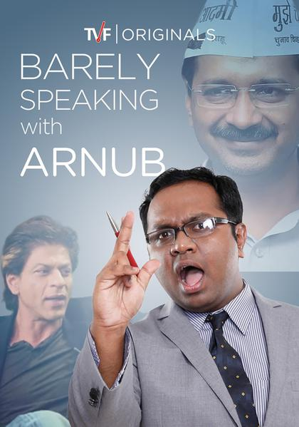 TV ratings for Barely Speaking With Arnub in Norway. TVFPlay TV series
