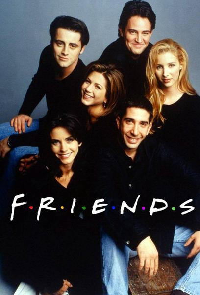 TV ratings for Friends in the United States. NBC TV series